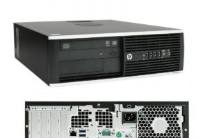 HP Elite 8300 SFF, Windows 7, i3-2882