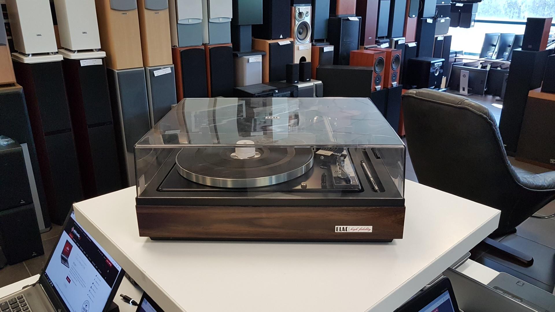 5110bc0e5d5 ELAC Miracord PC 660 vinüülplaadimängija - Elektroonika24