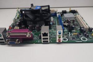 Intel DH61WW MicroATX emaplaat-5471