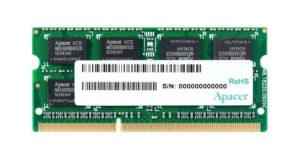 Sülearvuti mälu DDR3