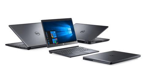Sülearvutid Dell brändilt