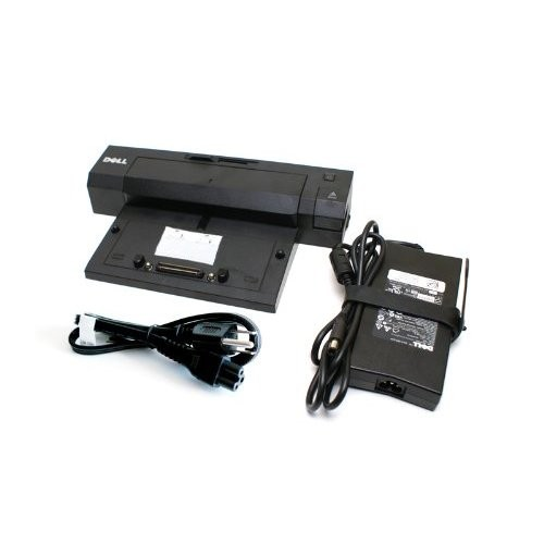 Dell PR02X Dock USB 3.0 + PA4E Adapter-0