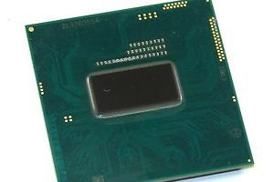 Intel Core I5 4200M CPU 2.5-3.1G/3M -0