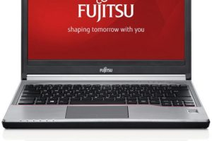 Fujitsu Lifebook E733 i5 4G-0