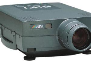 Retro projektor ASK C6 COMPACT-0