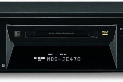 Sony MDS-JE470 Minidisci mängija-0