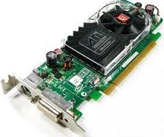 Graafikakaart ATI Radeon HD3450-0
