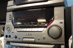 Akai AC-623R muusikakeskus-0