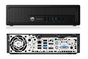HP Elitedesk 800 G1 USFF-0