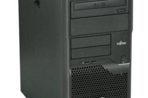 Fujitsu PRIMERGY TX100 S3 server-0