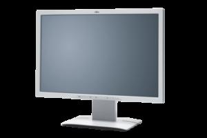 IPS paneeliga monitor Fujitsu P24W-6 -0