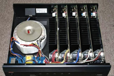 5 kanaliga võimendi Adcom BFA 7300-4506