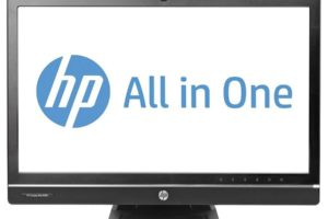 HP Compaq Elite 8300 AIO-0