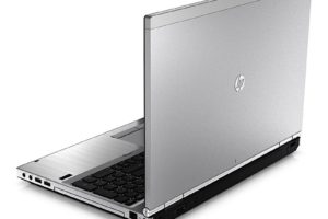 HP Elitebook 8570p i7, 180GB SSD-0