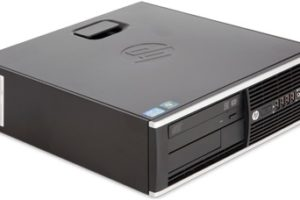 HP Compaq Elite 6300 SFF, 256GB SSD-0
