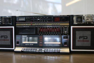Retro Boombox-0