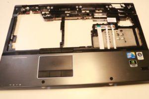HP 8540w palmrest koos lisadega-0