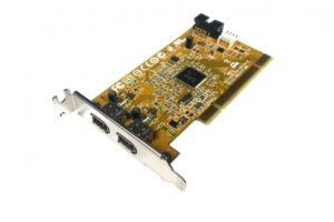 HP iEEE1394 IOI PCI FH 2-Port, firewire kaart-5288