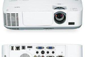 NEC NP-M311W -0