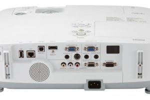 NEC P420X 4200 luumenit!-0