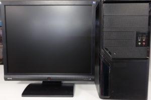 "Soodne komplekt! Ordi Disco + 17"" monitor-0"