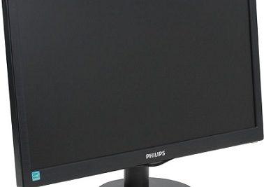 Philips 203V LED monitor-0