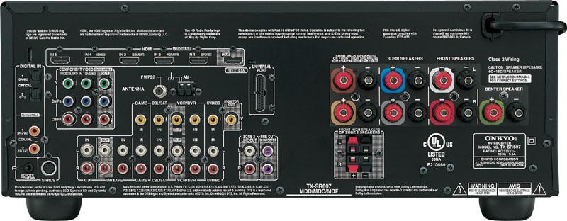 Onkyo TX-SR607 7.2 ressiiver-5521