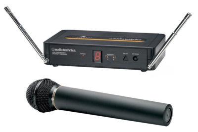Audio-Technica 700 seeria vastuvõtja + mikrofon-0