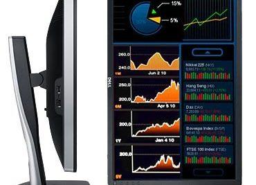 "Dell UltraSharp U2412M IPS 24"" monitor-3906"
