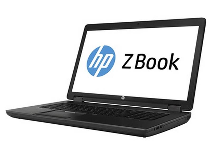 Võimekas tööjaam HP ZBook 17-0